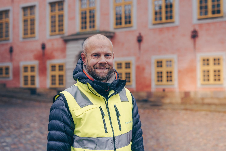 Johan Sandström tillträder som ny VD
